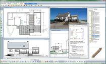 CAD-Software / Architektur / für Betonkonstruktion / 3D