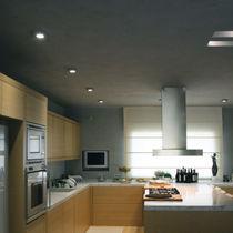 Deckenstrahler / Innen / LED / quadratisch