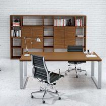 Moderne Bibliothek / Gewerbe / Holz / Melamin