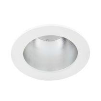 Einbaudownlight / LED / rund / Stahl
