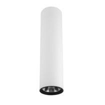 Downlight für Aufbau / LED / Rohr / Aluminium