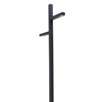 Gartenlaterne / modern / Stahl / LED