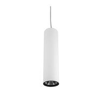 Hänge-Downlight / LED / Rohr / Stahl