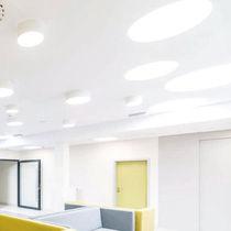 Leuchte für Deckeneinbau / LED / Kompaktleuchtstoff / rund