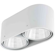 Strahler für Aufbau / Innen / LED / Halogen