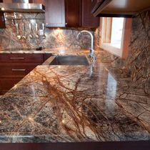 Marmor Arbeitsplatte / Küchen