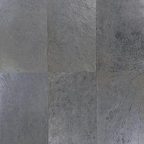 Schiefer Steinplatte / für Innenausbau / wandmontiert