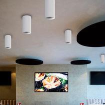 Downlight für Aufbau / LED / rund / für Restaurants