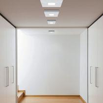 Downlight für Aufbau / LED / quadratisch / IP43