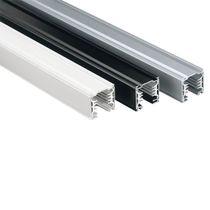 System für Schienen-leuchte