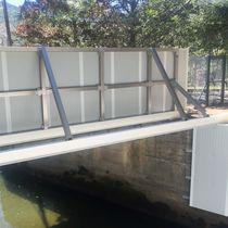 Akustikplatte für Wände / verzinkter Stahl / für Industrieanwendungen