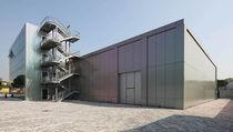 Verkleidungspaneel / Aluminium / für Fassaden
