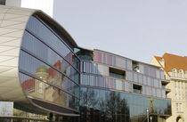 Fassadenverkleidung aus Verbundwerkstoff / Aluminium / glatt / Kassetten