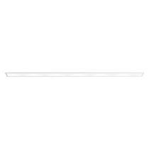 Leuchte für Deckeneinbau / LED / linear / extrudiertes Aluminium