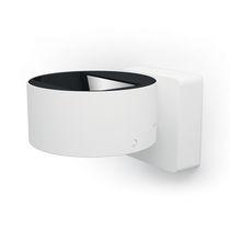 Moderne Wandleuchte / aus Aluminiumguss / LED / rund