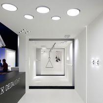 Leuchte für Deckeneinbau / LED / rund / IP40