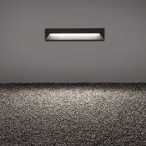 Leuchte für Wandeinbau / LED / quadratisch / linear