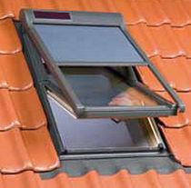 Rollende fensterläden / Metall / für Dachfenster / elektrisch