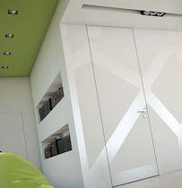 Innenbereich-Tür / einflügelig / Holz / raumhohe