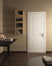 Innenbereich-Tür / einflügelig / Metall / Einbruch
