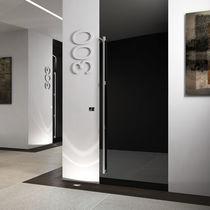 Innenbereich-Tür / einflügelig / Glas / Brandschutz
