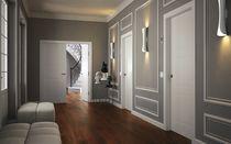 Innenbereich-Tür / einflügelig / Holz / für Hotels