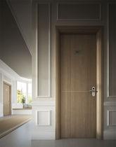 Innenbereich-Tür / einflügelig / Holz / Brandschutz