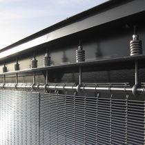 Edelstahl-Befestigungssystem / für Fassadenverkleidung / für Vorhangfassade / Außen