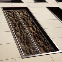 Metallgewebe für Innenausbau / für Decke / für Sonnenschutz / Edelstahl