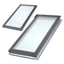 Festes Dachfenster / Holz / Aluminium / Doppelverglasung