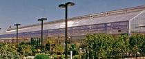 Polycarbonat-Platte / für Gebäude / UV-Schutz / isolierend