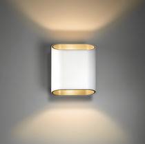Moderne Wandleuchte / Metall / LED / Halogen