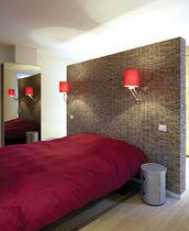 Moderne Wandleuchte / Metall / LED / Glühlampen
