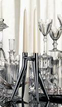 Aluminiumkerzenhalter / von Philippe Starck