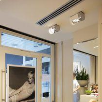 Deckenstrahler / Innen / LED / Aluminium