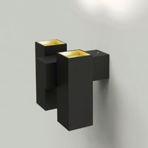 Deckenstrahler / wandmontiert / Innen / LED
