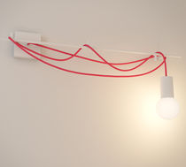 Wandleuchte / originelles Design / Aluminium / LED / IP20
