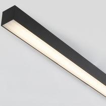 Aufbauleuchte / LED / linear / Aluminium