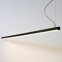 Hängeleuchte / Aufbau / LED / linear