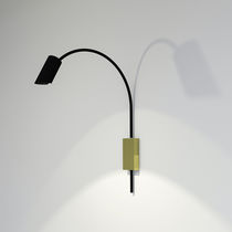 Moderne Wandleuchte / Aluminium / LED / IP20