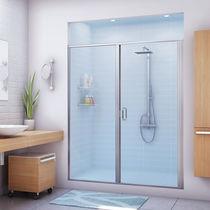 Duschwand zum Schieben / für Nischen