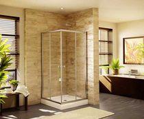 Duschwand zum Schieben / für Eckeinbau