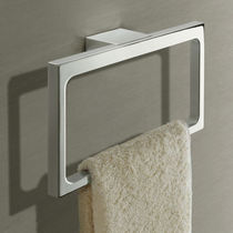 Ring-Handtuchhalter / wandmontiert / Metall