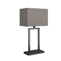 Tischlampe / modern / Baumwolle / Innenraum
