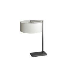 Tischlampe / modern / Baumwolle / LED