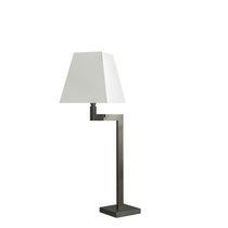 Tischlampe / modern / Baumwolle / Gelenkarm