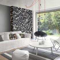 Papierwandverkleidung / für Wohnbereich / strukturiert / Mosaikoptik