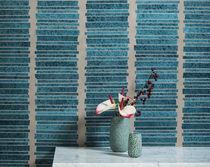 Japanpapier-Wandverkleidung / für Wohnbereich / handgewebter
