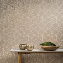 Moderne Tapeten / Vlies / mit geometrischem Muster / bedruckt