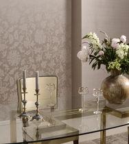 Stoff für Wände / Blumenmotive / Viskose